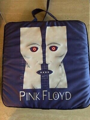 PINK FLOYD Division Bell Tour Promo Seat Cushion Earls Court June 1994