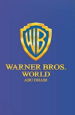 Dubai-Entertainer-2019 Warner Bros World Abu Dhabi Buy-One-Get-One-Free
