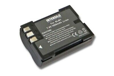 Formax BATTERY 1600mAh //// for OLYMPUS PS-BLM1 PSBLM1 PSBLM 1 BLM