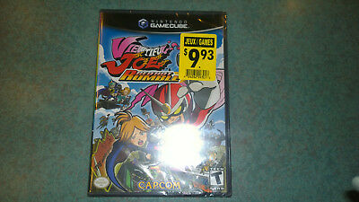Viewtiful Joe Red Hot Rumble Gamecube Sealed