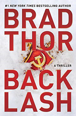 Backlash: A Thriller 19 The Scot Harvath Series