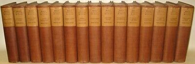 THE WORKS of CHARLES DICKENS!not leather Set Complete Limited Edition RARE! GIFT