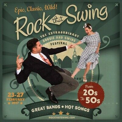 Various - ROCK THAT SWING - FESTIVAL COMPILATION VOL.4