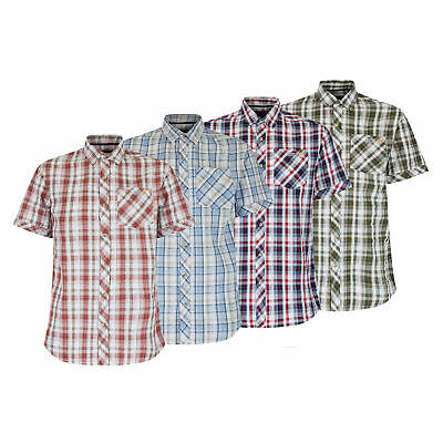 Regatta Mens Deakin Short Sleeve Shirt RRP £30