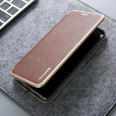 Luxury Magnetic Flip Leather Wallet Card Case Cover For Apple iPhone XS Max XR