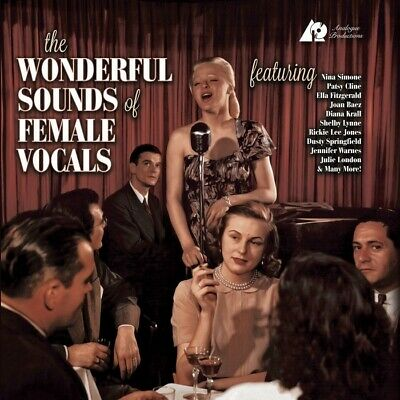 AP | The Wonderful Sounds Of Female Vocals 2 SACDs