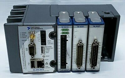 National instruments cRIO-9014 , NI 9201 (2PCS) NI 9474 (1PC) *FREE SHIPPING*