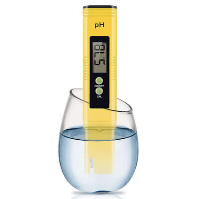 UK_ Digital High Accuracy PH Meter Pool Household Drinking Water Quality Tester