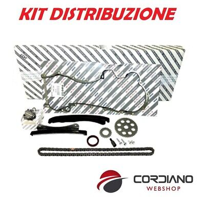 Kit Catena Distribuzione Rinforzata Originale Fiat 1.3 Multijet 71777824