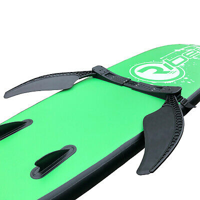 Paddleboard SUP Stabilisers & Forward Propulsion Fins - Riber - Pecfin