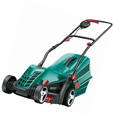Bosch Rotak 34 R Electric Rotary Lawn Mower- NEW