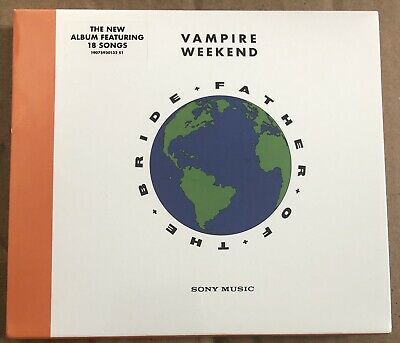 Vampire Weekend - Father of the Bride (Brand New CD)