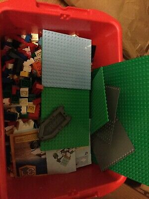 5+LB Lot of Legos Five pounds Bulk Lot Lego Bricks Pieces AMAZING Lot