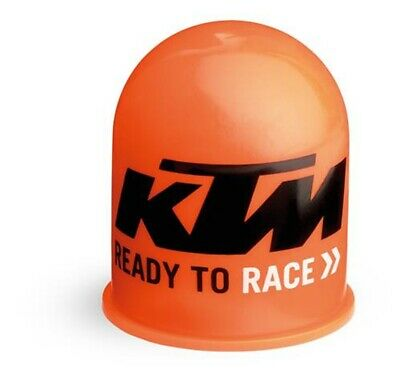 KTM Orange Black Tow Bar Cap New 3PW1971500