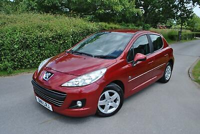 PEUGEOT 207 1.4 75 Envy / 5 DOOR HATCHBACK / LOW MILEAGE