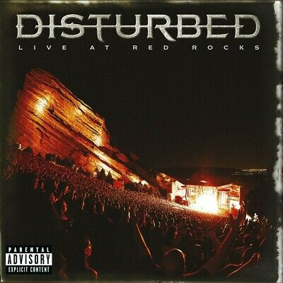 Disturbed - Live At Red Rocks CD NEU & OVP (Sound Of Silence)