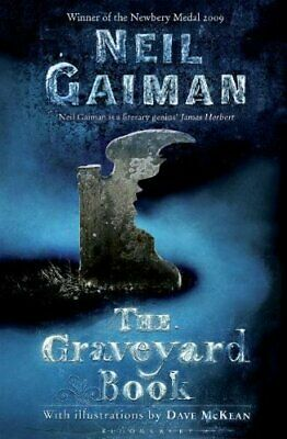 The Graveyard Book by Gaiman, Neil 0747598622 The Cheap Fast Free Post