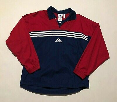 Adidas vintage drill top jacket size M