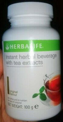 Herbalife Burning Fat Tea Available :.PEACH or ORIGINAL or RASPBERRY 50g