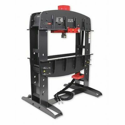 EDWARDS HAT9000 Hydraulic Press,110 tons Frame Capacity