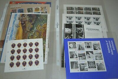 Lot of 7 USPS Stamps 32, 37, 42 Cent Books