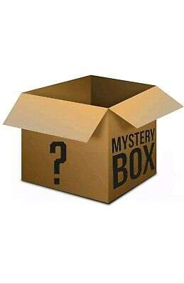 Mystery box Games,toys,clothing,shoes,books,house hold goods,dvds,gadgets etc)