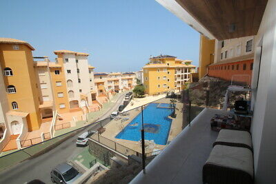 3bed, 2bath semi furnished 106m2 apartment gym in Campoamor, Alicante, Spain,