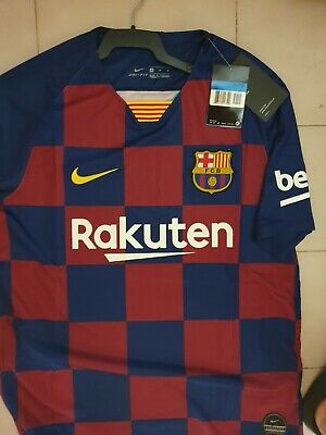 Barcelona Home Shirt 2019 2020 Brand New With Tags. Any Size And Name/Number