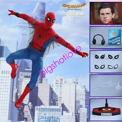 HC Toy Spider-Man Homecoming 1/6th Scale Action Figure IN BOX Limited STOCK