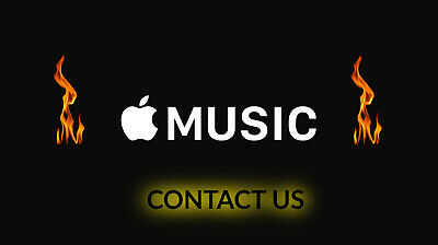 Apple Music FAMILY Plan (6 Users 3 Months GUARANTEED) worldwide fast Delive