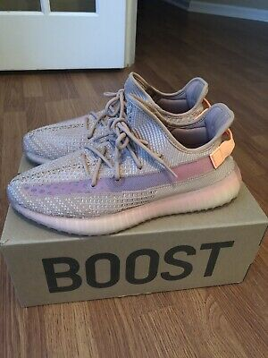 meet c3ba5 156d4 Adidas Yeezy Boost 350 V2 Clay Size 13 Pre-Owned Yeezus Free Shipping