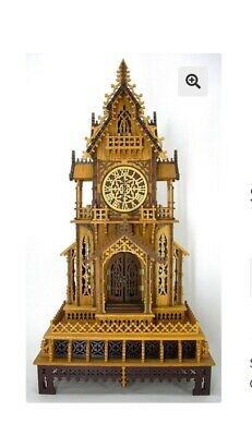 LOT OF 2 WOODWORKING PATTERNS Fretwork SCROLL SAW Clock The Art Factory