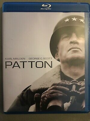 Patton (Blu-ray Disc, 2009, 2-Disc Set)