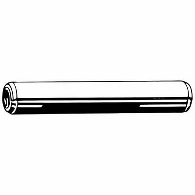 FABORY U51432.012.0075 Spring Pin,LD Coiled,1/8inx3/4in,PK25