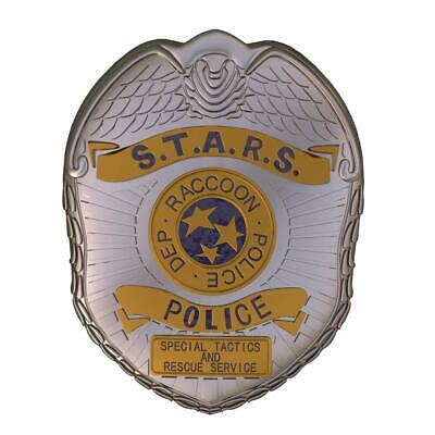 XCOSER Resident Evil Re2 Badge S.T.A.R.S Patch Collection Cosplay goods Japan