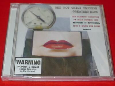 Greatest Hits by RED HOT CHILI PEPPERS CD