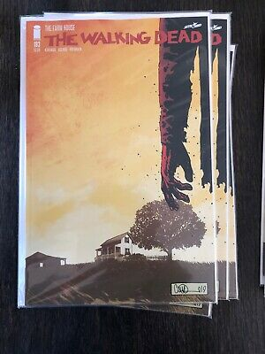 Walking Dead #193 First Printing Triple Sized Last Issue Sold Out Nm