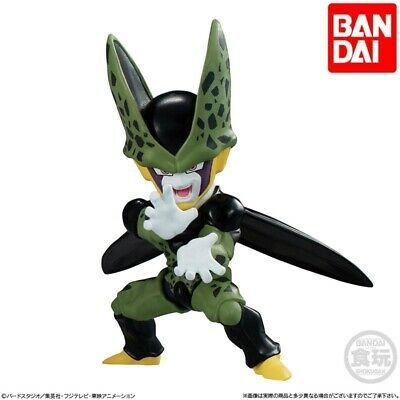Bandai Dragon Ball Z Super Adverge MOTION Mini Figure Toy Cell Perfect Form NEW