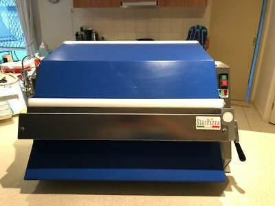 Fondant dough roller/sheeter made in Italy