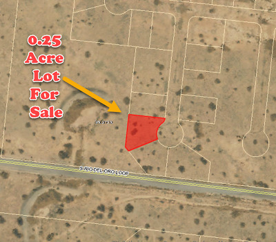 1/4 Acre Lot in Valencia  County, New Mexico -NO RESERVE- HIGH BID OWNS IT