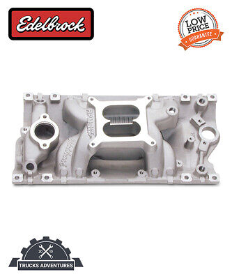JEGS 513002 INTAKE Manifold Small Block Chevy with 1996-Up Vortec