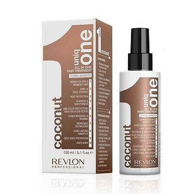 Revlon Uniq One Coconut All In One Hair Treatment 150ml.