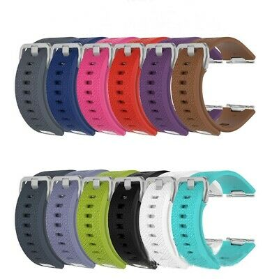 Silicone Rubber Straps Band Wristband Replacement Accessories For Fitbit Ionic