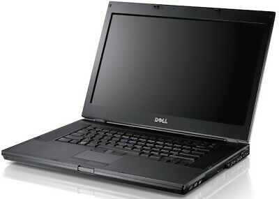 "DELL LATITUDE E6410 14.1"" INTEL CORE i5 6GB RAM 320GB HDD WINDOWS 7 WIFI LAPTOP"