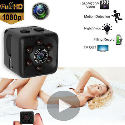 Mini Spy IP Camera Wireless HD 1080P Hidden Home Security Cam Night Vision USA
