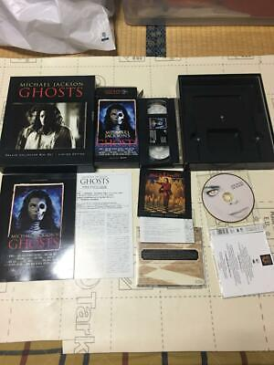 Michael Jackson Ghost Limited Edition Rare