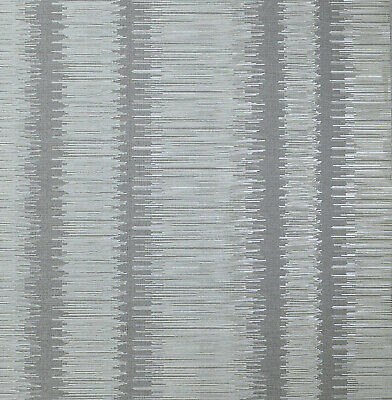 Arthouse Crushed Stripe Neutral Natural Cream Textured Vinyl Luxury Wallpaper