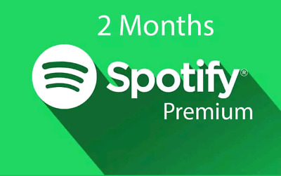 Spotify Premium 2 Months { Instant Delivery }