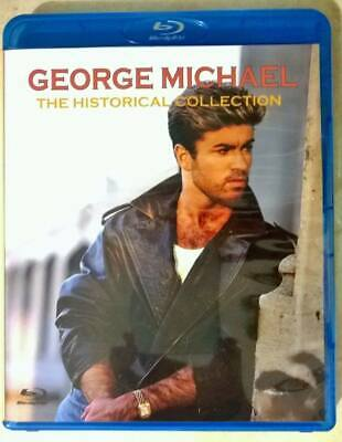 George Michael The Collection 2x Double Bluray