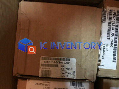1PCS NEW Siemens 6ES7313-6CE01-0AB0